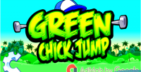 Chick green jump