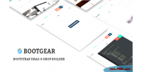Drag bootstrap bootgear builder drop