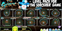 Extra levels pack for game sorcerer the extra