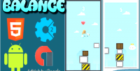 Html5 balance capx game