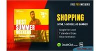 Html5 shopping 17 banner animated