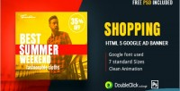 Html5 shopping 17 banner animated