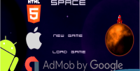 Html5 space capx game