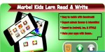 Kids learning read amp write html5 admob applications mobile kids