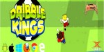 Kings dribble game football html5