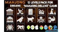 Levels 12 pack deluxe for mahjong ctl