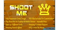 Me shoot game html5 responsive