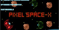Pixel space x html5 game construct capx 2
