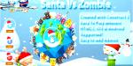 Santa vs zombie multi platform html5 game mobile vesion construct capx 2