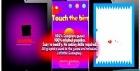 The touch bird
