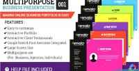 Multipurpose gwd 001 presentation business