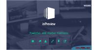 Psd inpreview template presentation