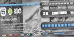 Flow html5 responsive slider