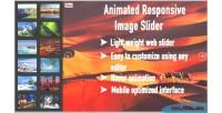 Image responsive slider