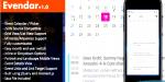 Event evendar calendar picker