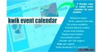 Event kwik calendar