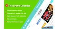 Events tiva calendar