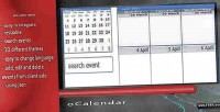 Jquery ocalendar plugin calendar event