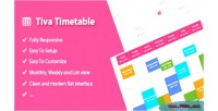 Timetable tiva