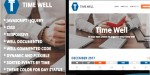 Well time time events daily plugin jquery management