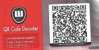 Code qr decoder site on