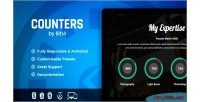 Counters bitcounter meters progress and