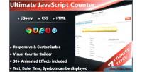 Javascript ultimate counter
