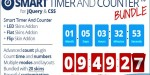 Timer smart bundle counter and