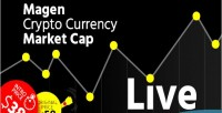 Crypto magen currency realtime live cap market with supported currencies multi