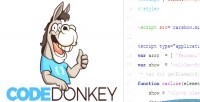 Donkey code code multi html highlighter php 2018 css js