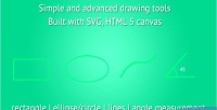 Drawing html5 tools