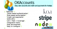For okaccounts nodejs
