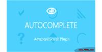 Advanced autocomplete search plugin & jquery autocomplete