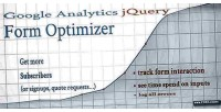 Analytics google optimizer form jquery