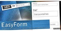And jquery php form easy powered