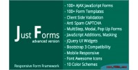 Forms just advanced
