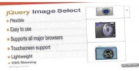 Image jquery select