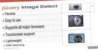 Image jquery select