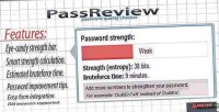 Password passreview plugin. audit strength
