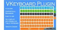 Plugin vkeyboard