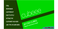 3d cubeee animated cubes