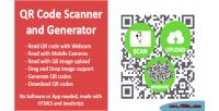 Code qr generator & scanner
