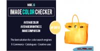Color image checker