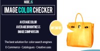 Color image checker