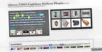 Css3 jquery plugin gallery lightbox