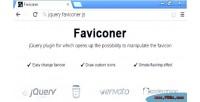 Dynamic faviconer favicon