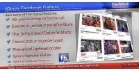 Facebook jquery gallery