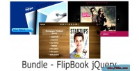 Flipbook bundle jquery