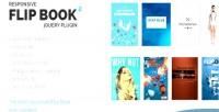 Flipbook responsive jquery plugin
