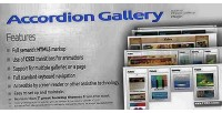 Gallery accordion